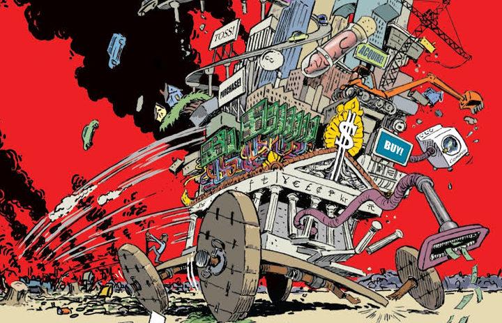 Tim Kasser interview on hyper capitalism